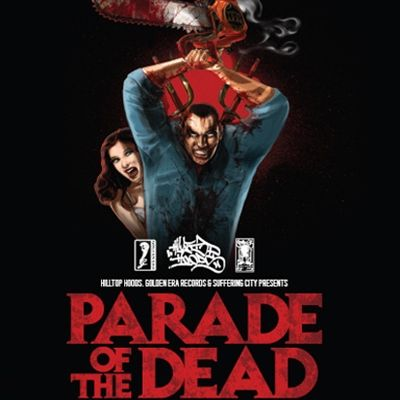 Parade Of The Dead (DVD/BlueRay)