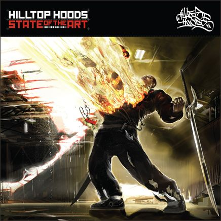 State Of The Art CD by Hilltop Hoods