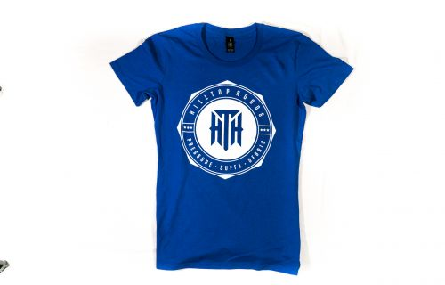 Seal Collection Men's/Woman's Royal Tshirt by Hilltop Hoods