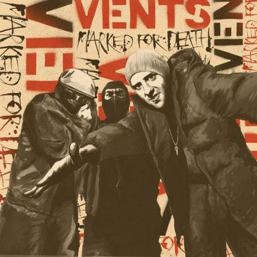 Marked For Death CD by Vents