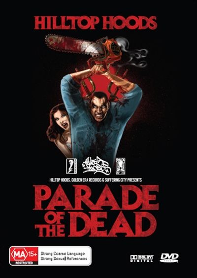 Parade Of The Dead (DVD/BlueRay) by Hilltop Hoods
