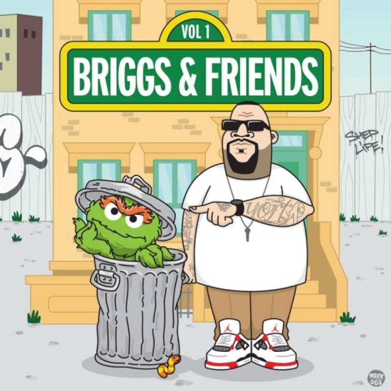 Volume 1 (Briggs & Friends) CD