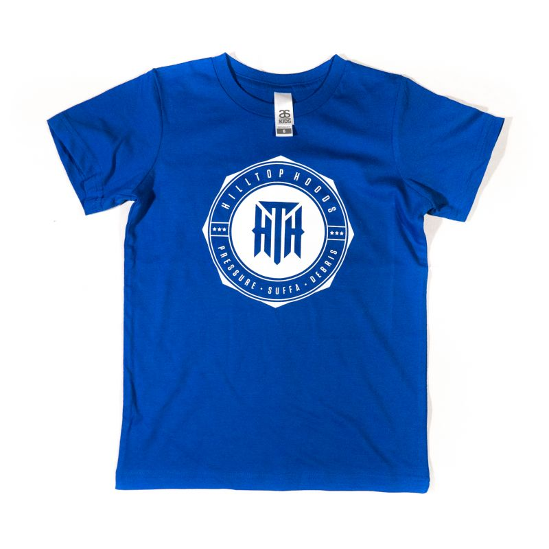 Seal Collection Men's/Woman's Royal Tshirt