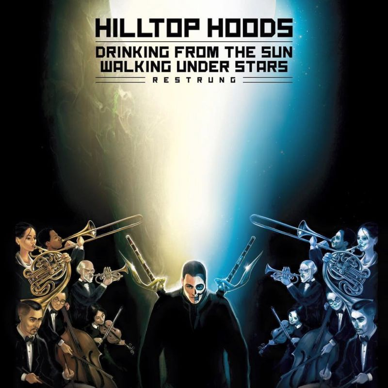 Hilltop Hoods - Drinking From The Sun Walking Under Stars Restrung CD
